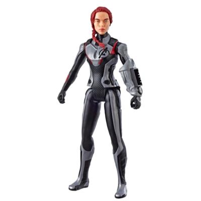 Marvel Avengers: Endgame Titan Hero Series Black Widow 12-Inch Action Figure