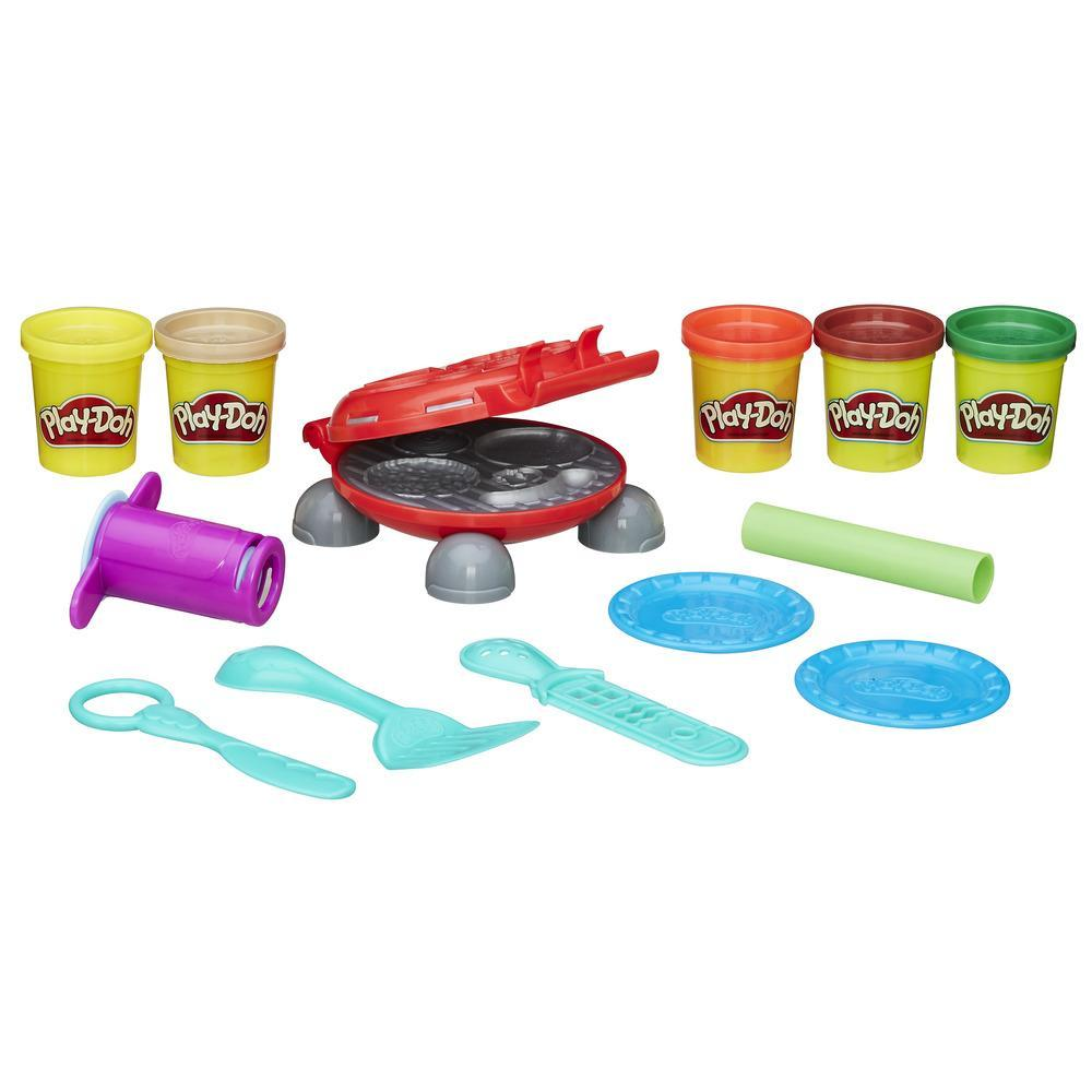 Play-Doh  Burger Barbecue Set