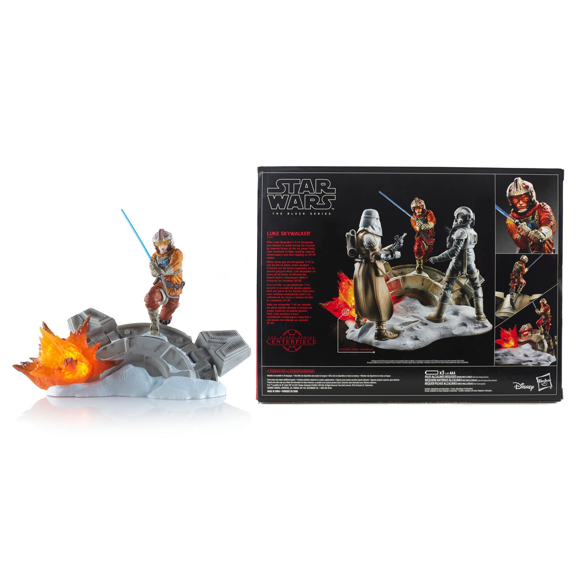 Star Wars The Black Series Centerpiece Luke Skywalker