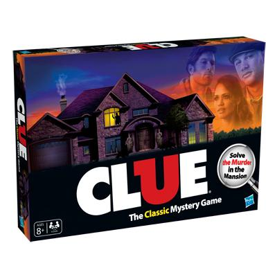 Cluedo: The Classic Mystery Game SE