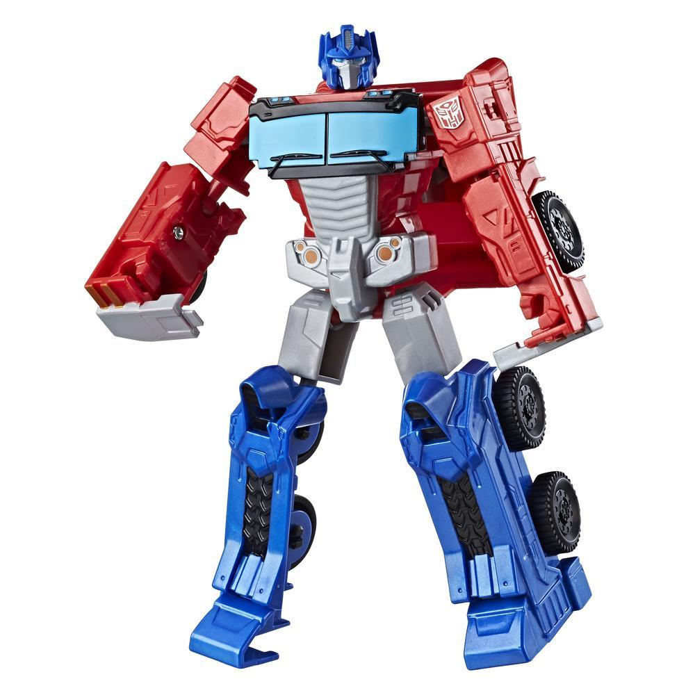 Transformers Authentics Optimus Prime