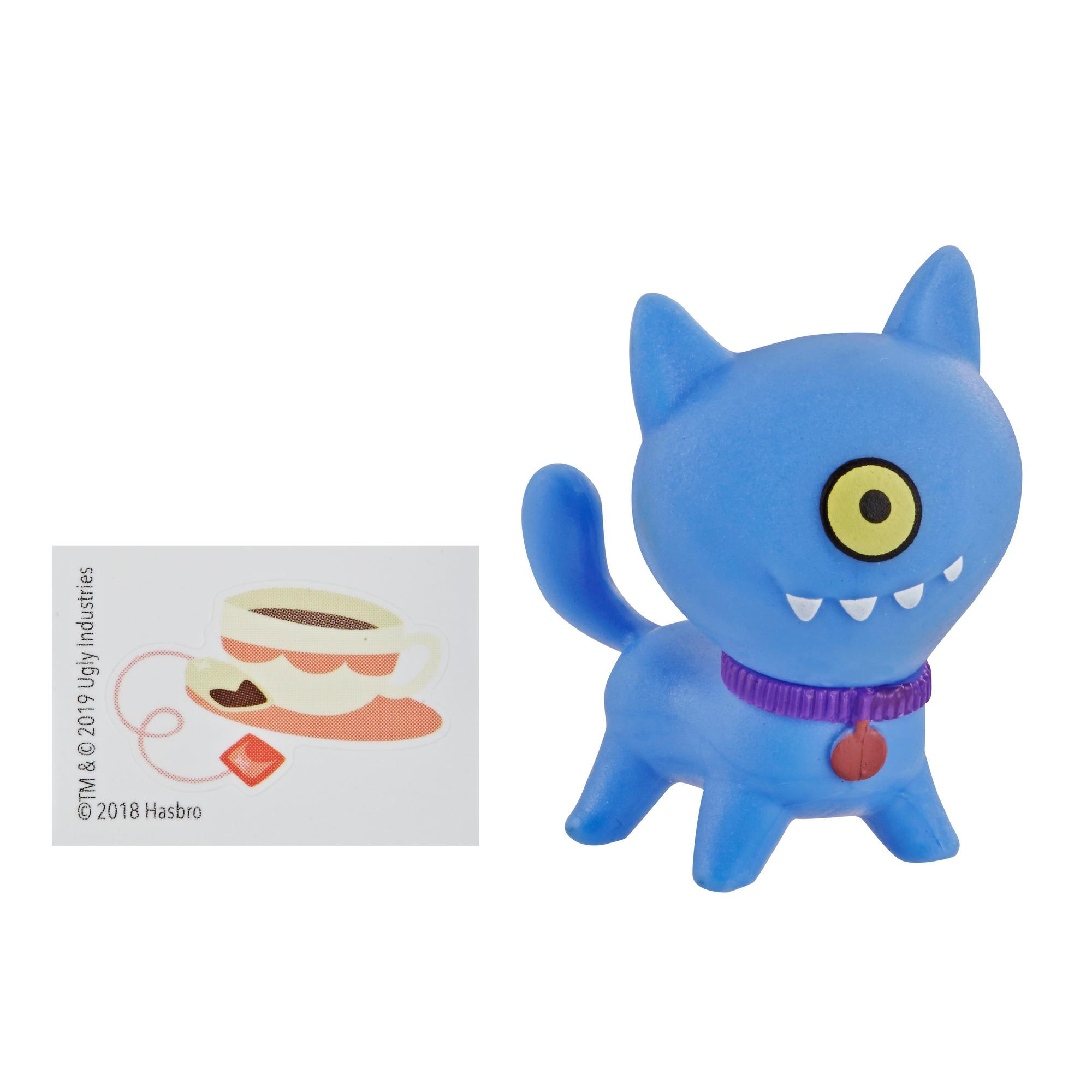 UglyDolls Lotsa Ugly Mini Figures Series 1, 4 Accessories