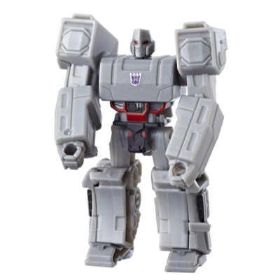 Transformers Cyberverse Scout Class Megatron Product