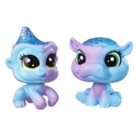 Littlest Pet Shop Indiglow Apley & Cerulean Sparkle