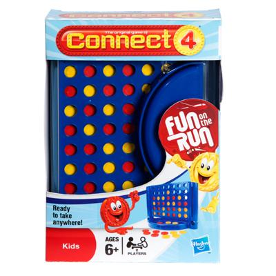 Travel Connect 4 - refresh