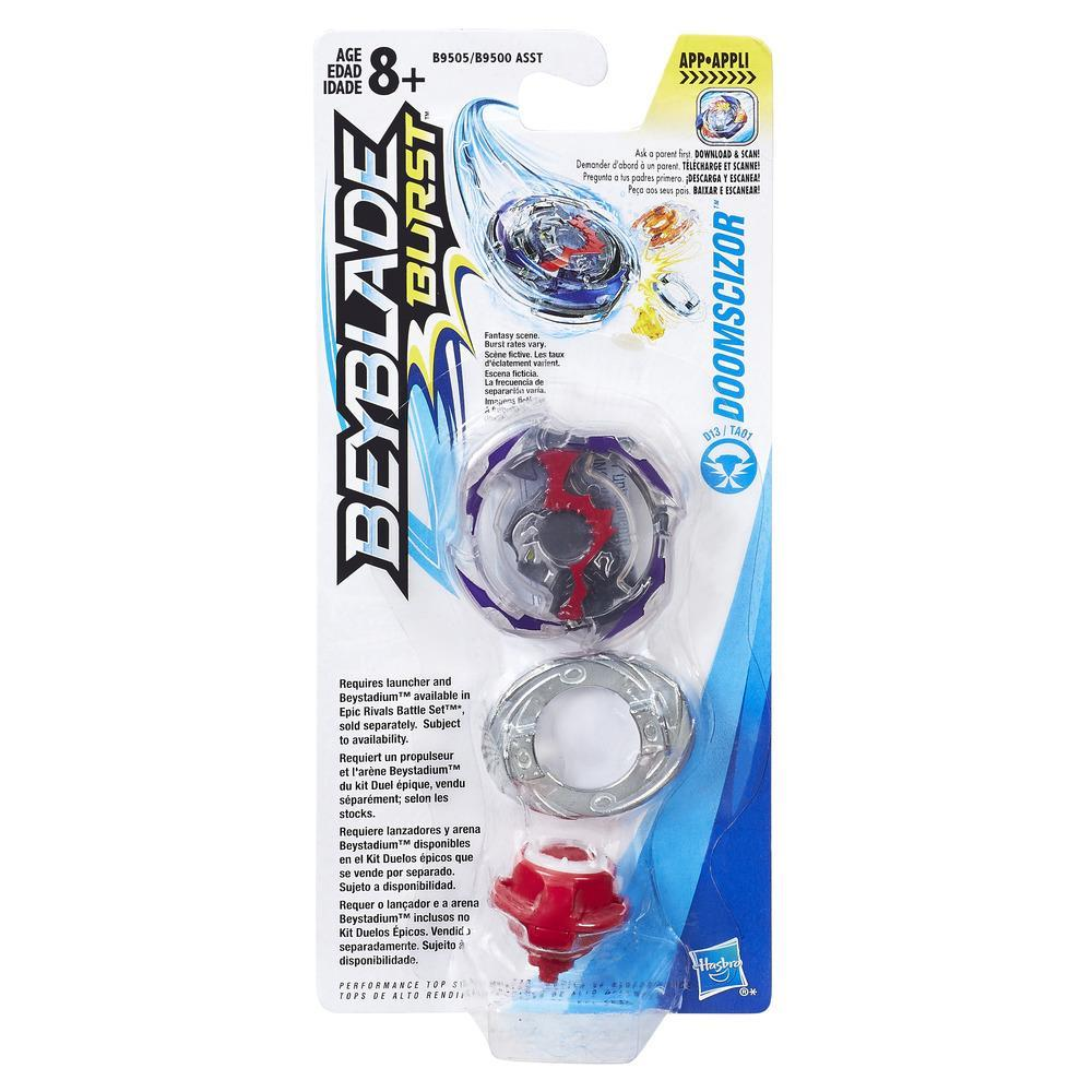 Beyblade Burst Single Top Packs Doomscizor