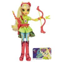 My Little Pony Equestria Girls Applejack Sporty Style Archery Doll