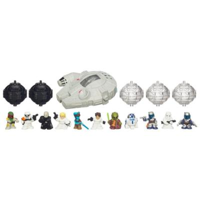 Fighter Pods 12 Figure Pack