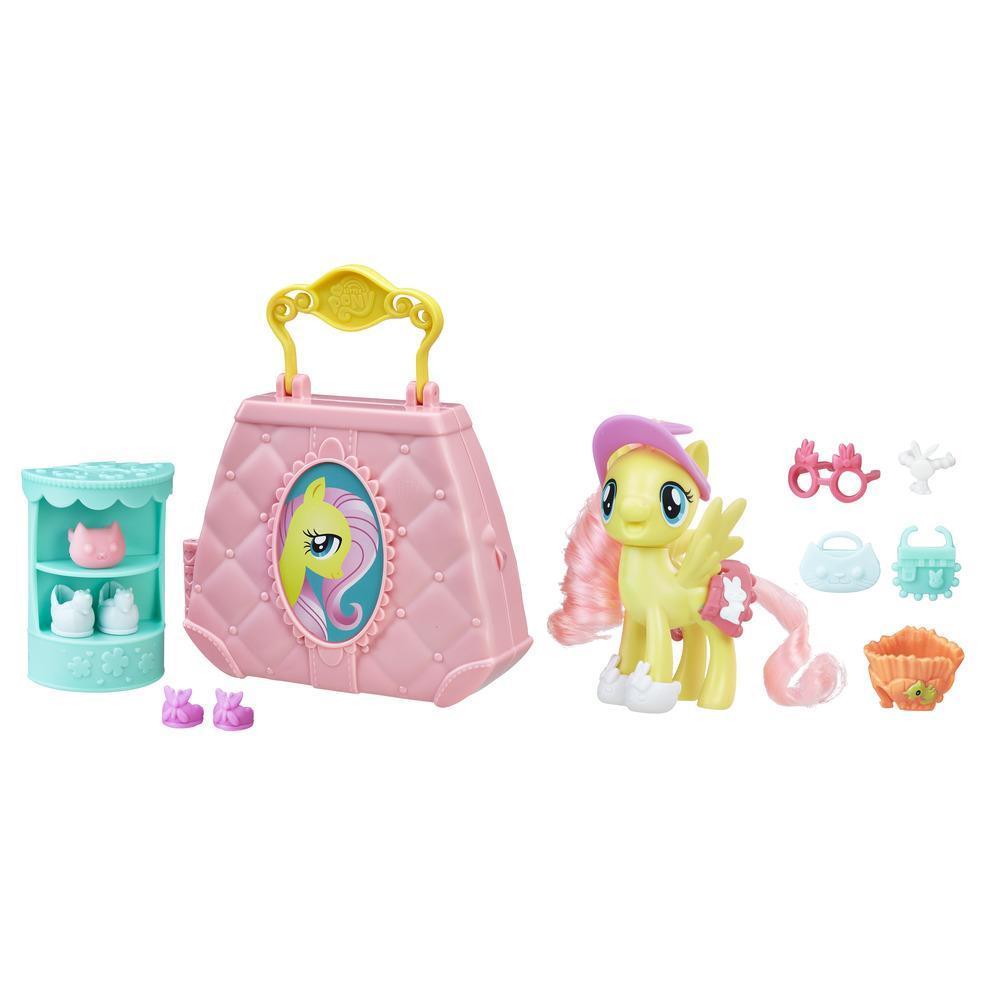 My Little Pony: The Movie Fluttershy Purse Pet Care