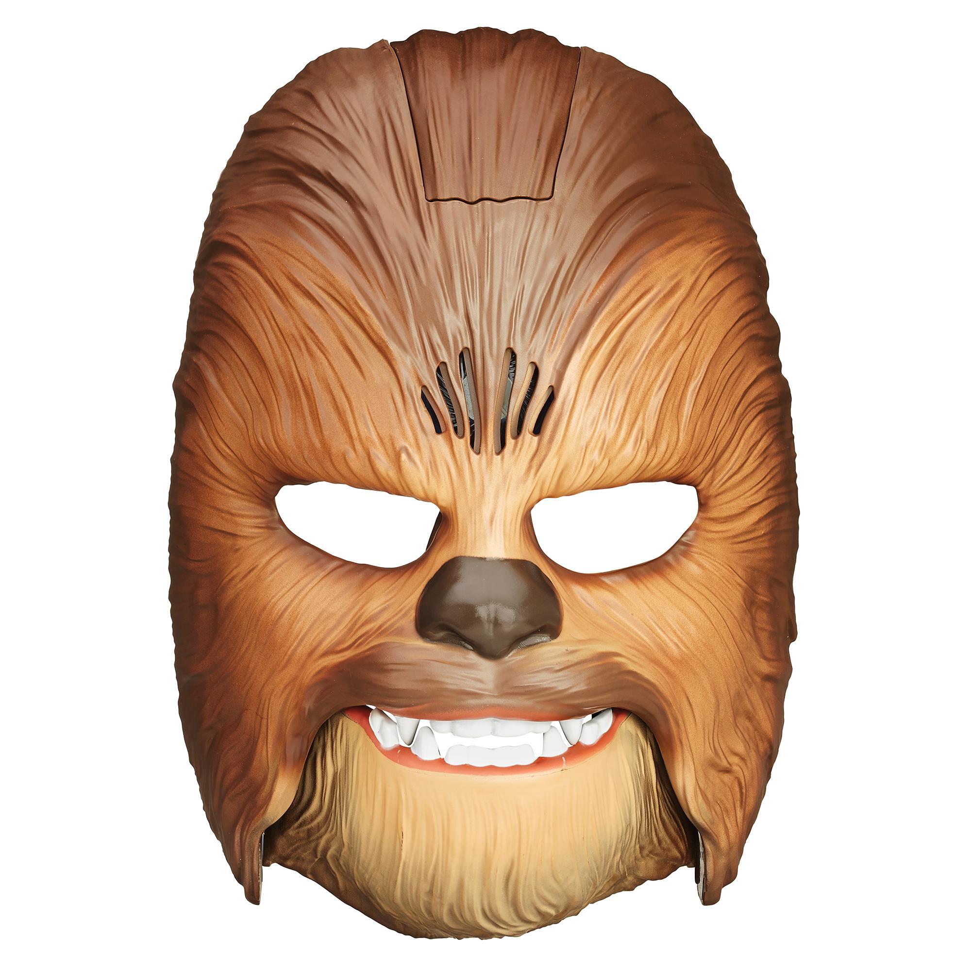 Star Wars The Force Awakens Chewbacca Elektronisk mask