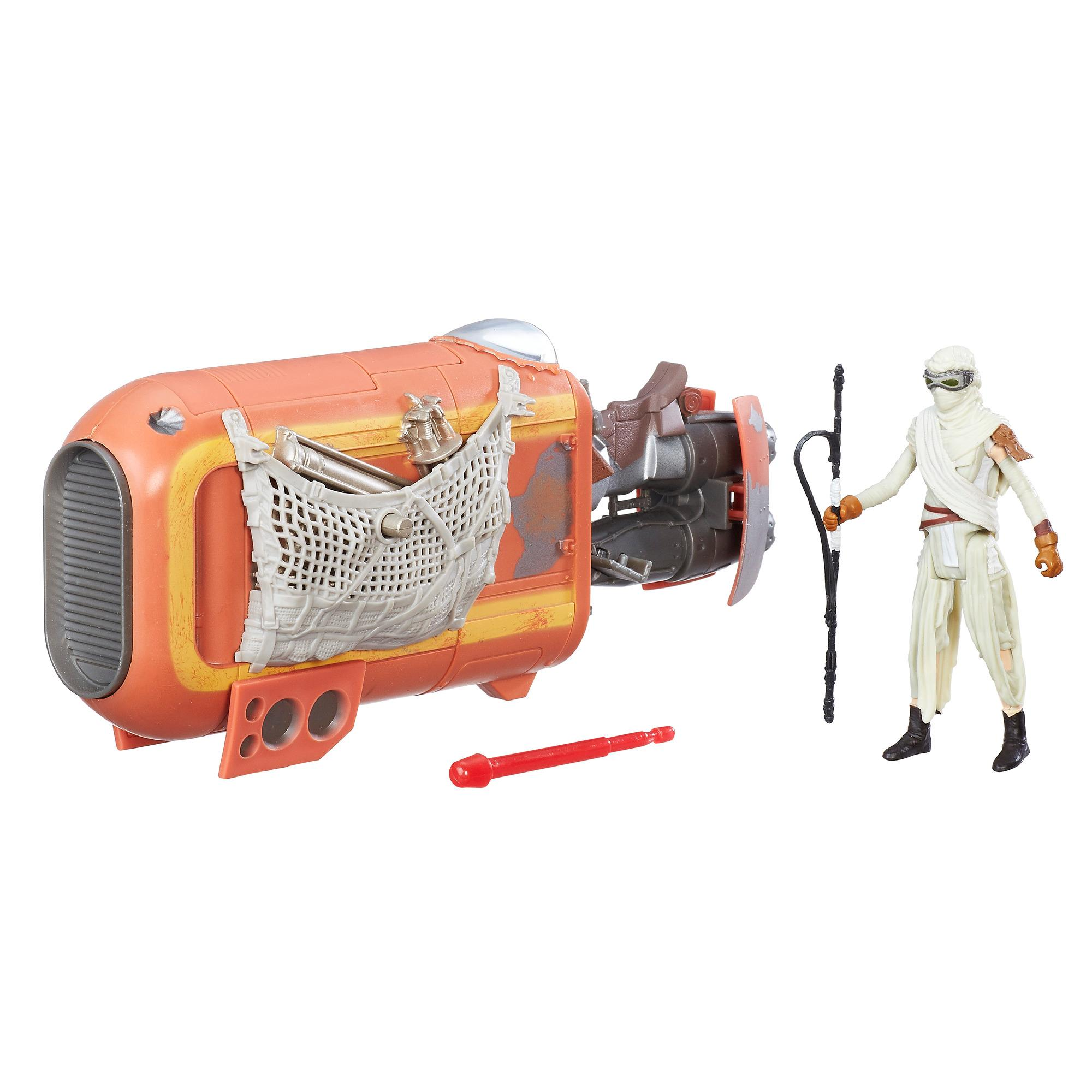 Star Wars: The Force Awakens Rey's Speeder (Jakku)