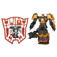 Transformers Robotar i Disguise Mini-Con deployers Autobot Drift och Jetstorm Siffror