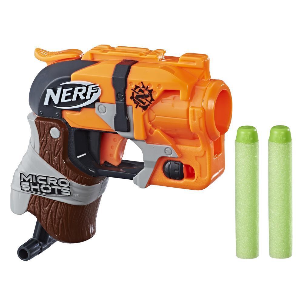 Nerf MicroShots Zombie Strike Hammershot