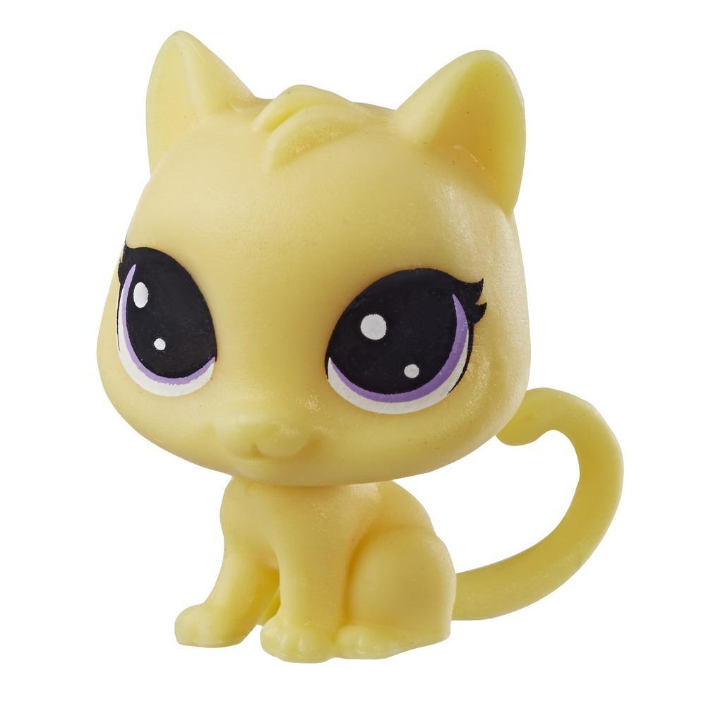 Littlest Pet Shop Value Pet (Kitty), Mini Scale