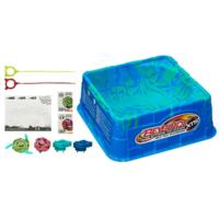 Beyblade Metal Fury XTS Halfpipe Battle Set