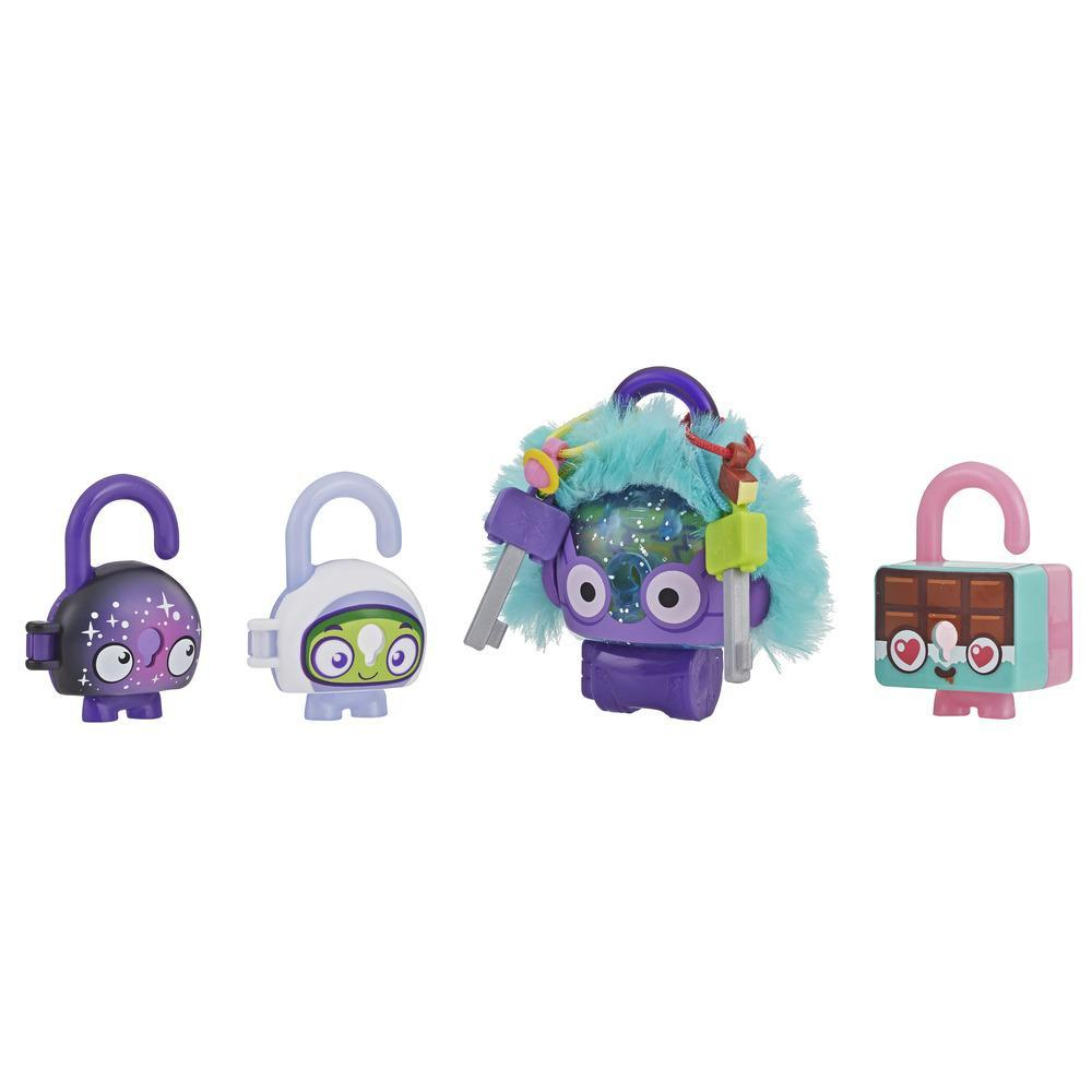 Lock Stars Deluxe Lock Figure with Accessories, Space Rover, Series 3 (Product combos may vary.)