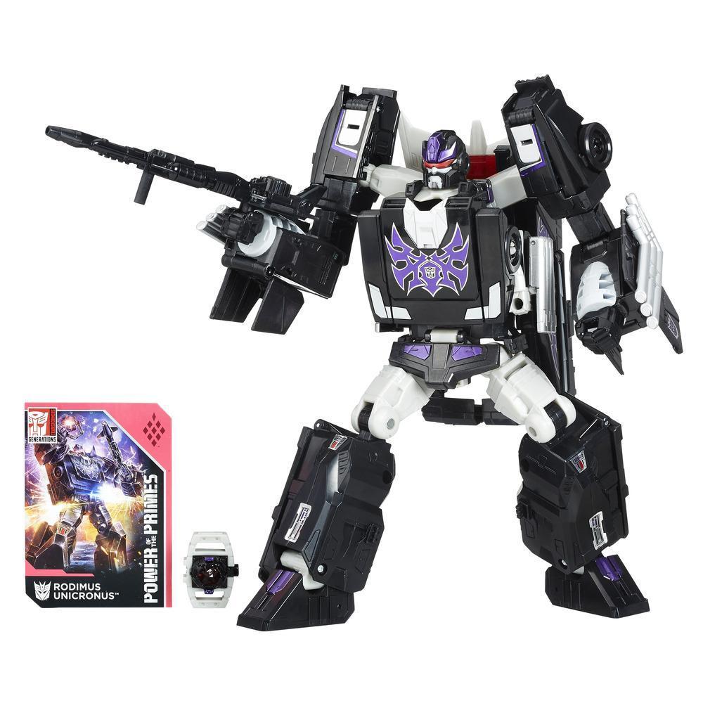 Transformers: Generations Power of the Primes Leader Evolution Rodimus Unicronus