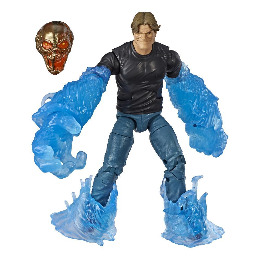 Marvel Spider-Man Legends Series 6-Inch Hydro-Man Collectible Figure