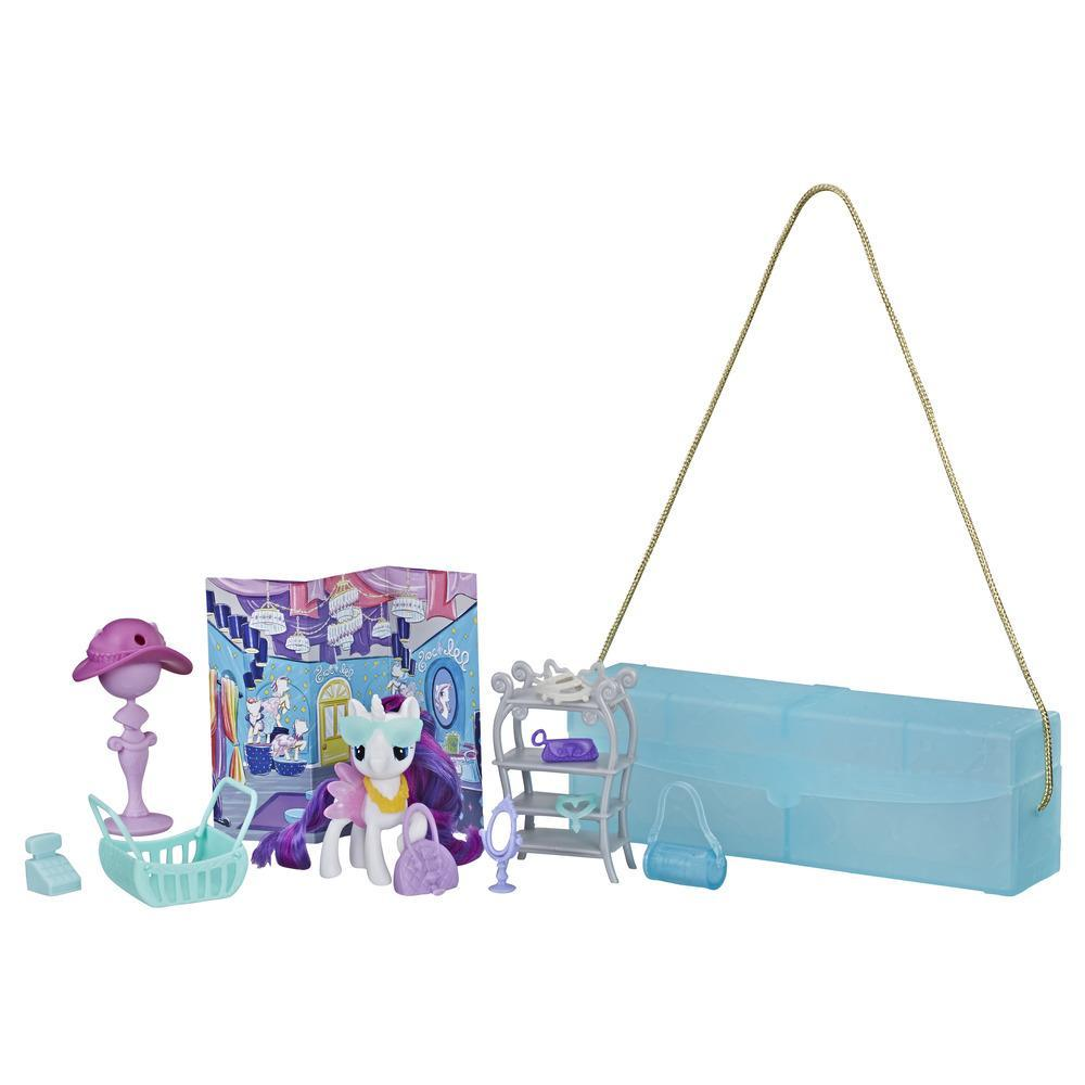 My Little Pony Toy On-the-Go Rarity