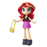 My Little Pony Equestria Girls Fashion Squad Sunset Shimmer