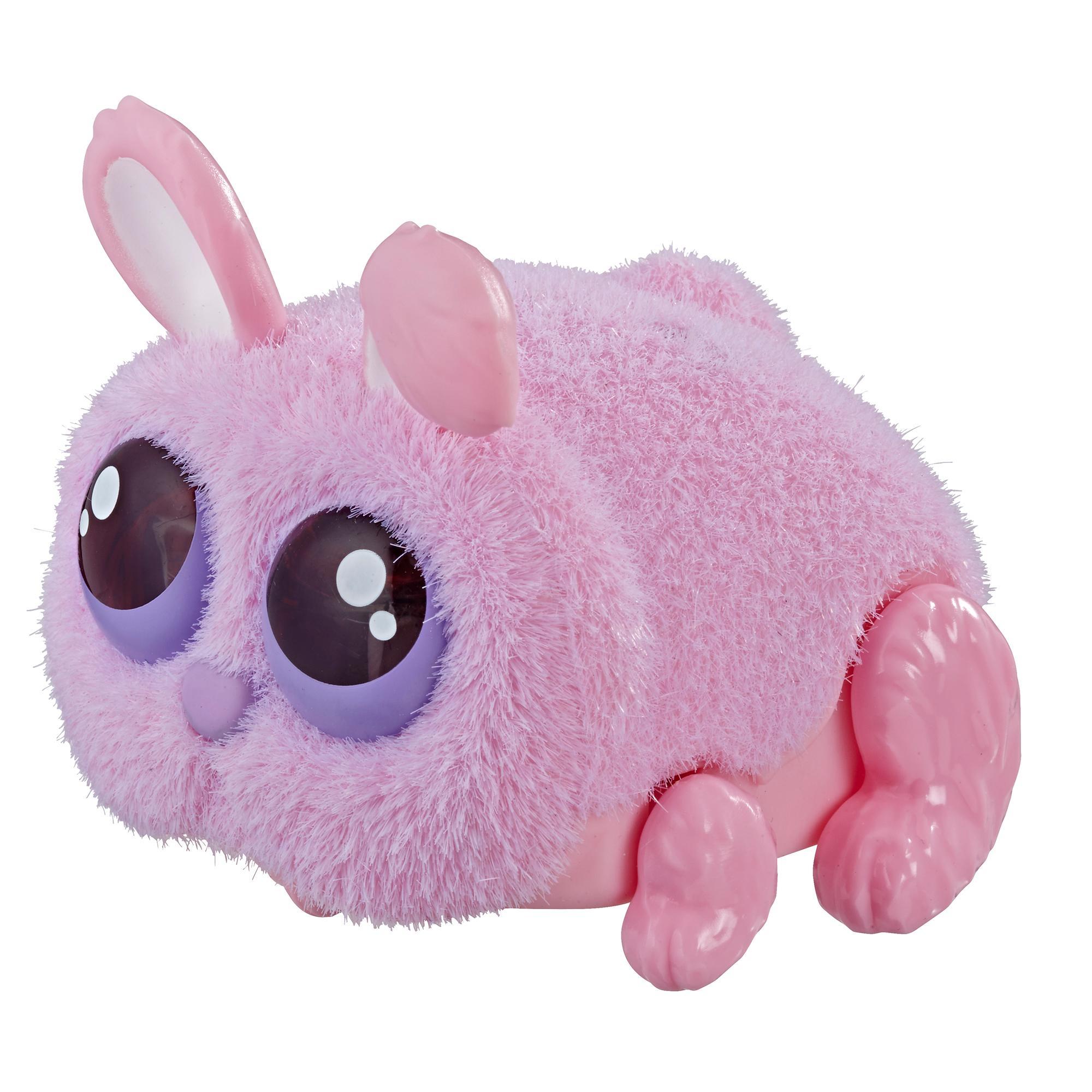 Yellies! Biscuit Bun Voice-Activated Bunny Pet Toy