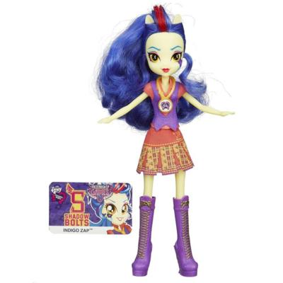 My Little Pony Equestria Girls Indigo Zap Vänskap Spel Doll