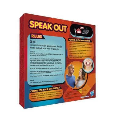 speak out game på svenska