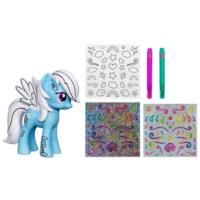 MY LITTLE PONY DESIGN-A-PONY RAINBOW DASH PONY FIGURE ASSORTMENT