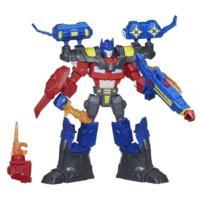 Transformatorer Hjälte mashers Elektronisk Optimus Prime Figur