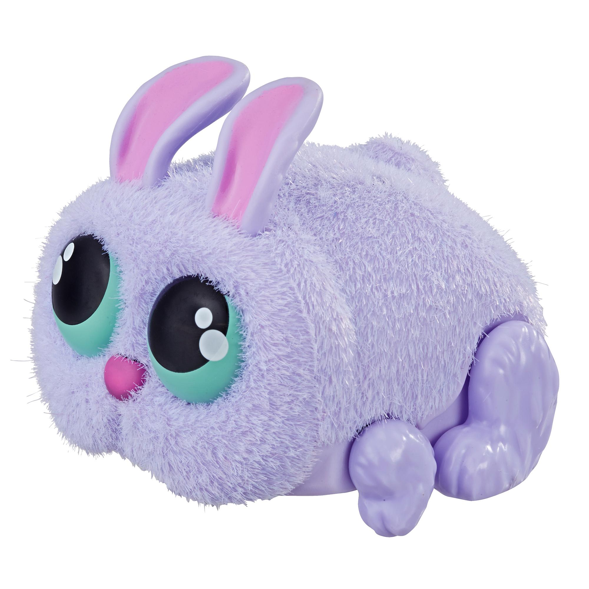 กระต่ายของเล่นทำงานตามคำสั่งเสียงชื่อฟลัฟเฟอร์เทลจากเยลลี่ส์! สำหรับเด็กอายุตั้งแต่ 5 ปีขึ้นไป