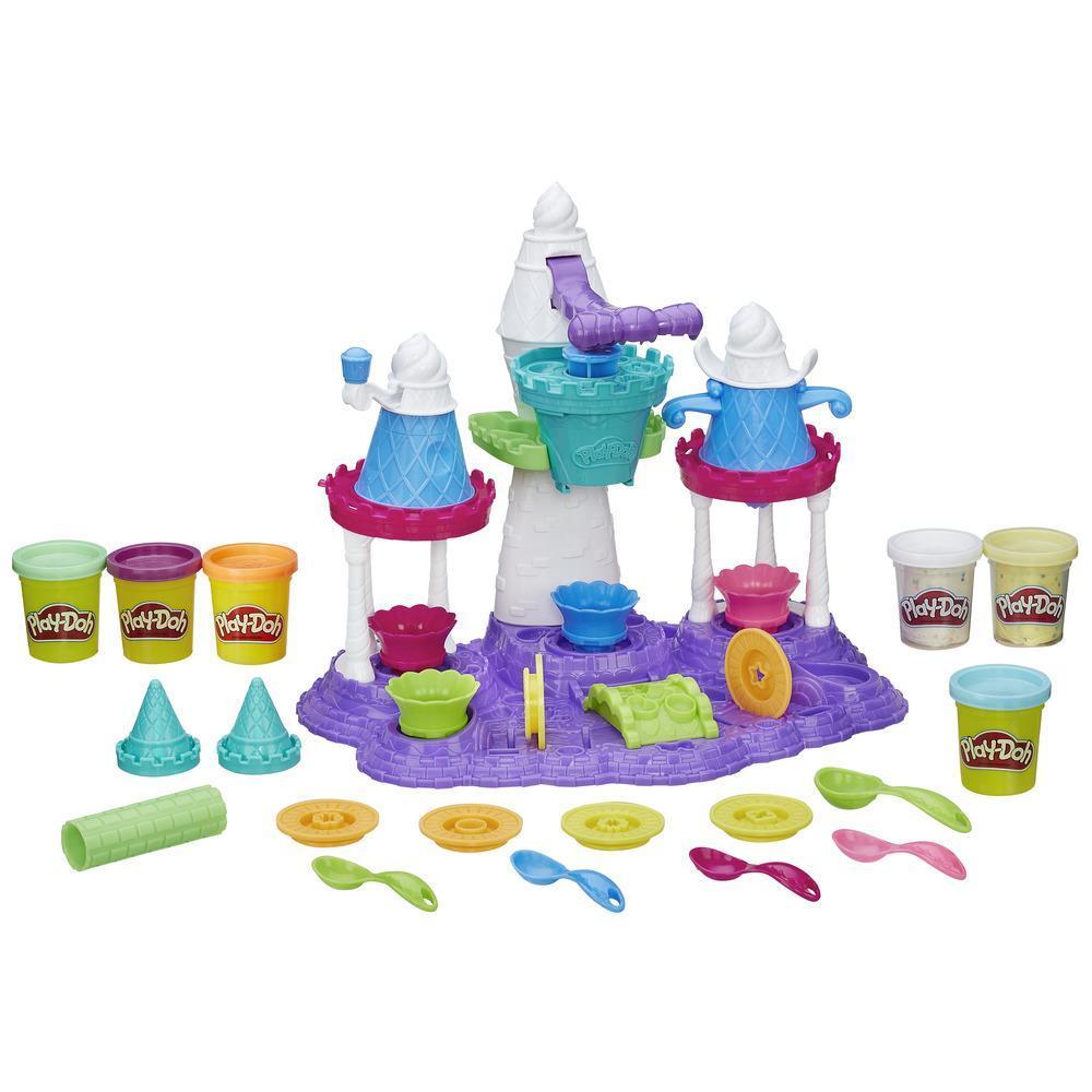 Play-Doh Dondurma Şatosu