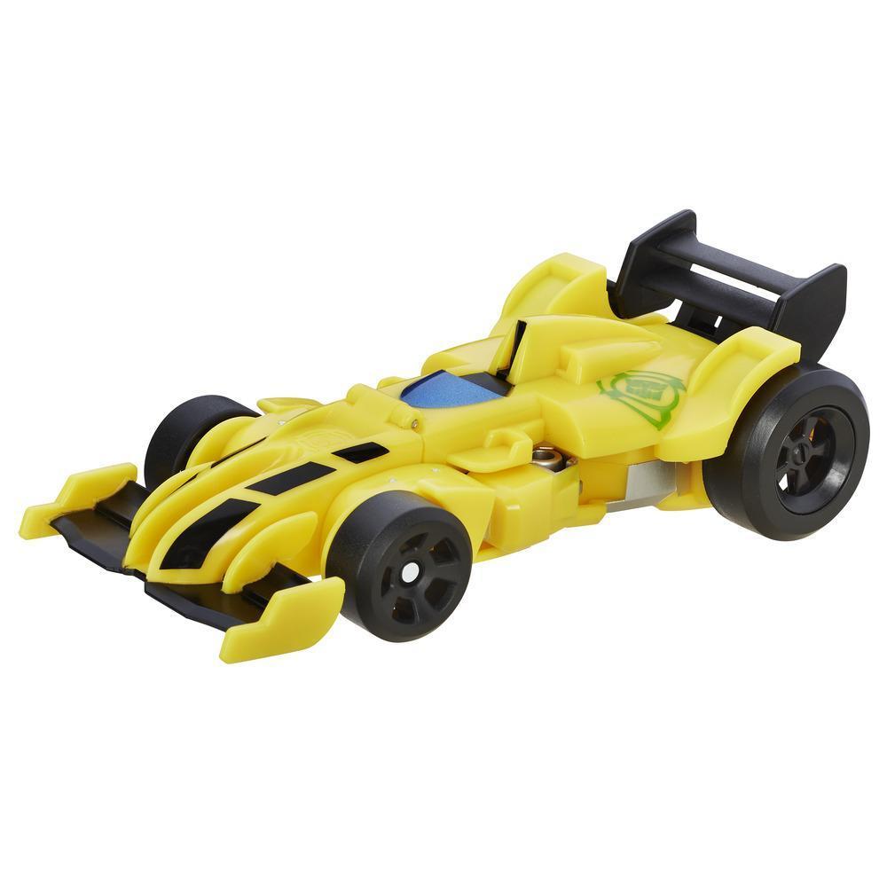 Transformers Rescue Bots Yarışçılar - Bumblebee