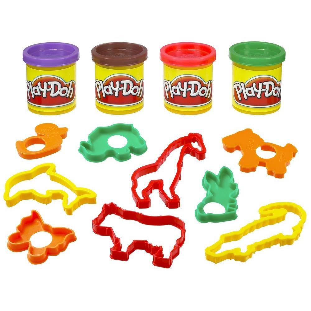 Mini Play-Doh Kovam - Hayvanat Bahçesi