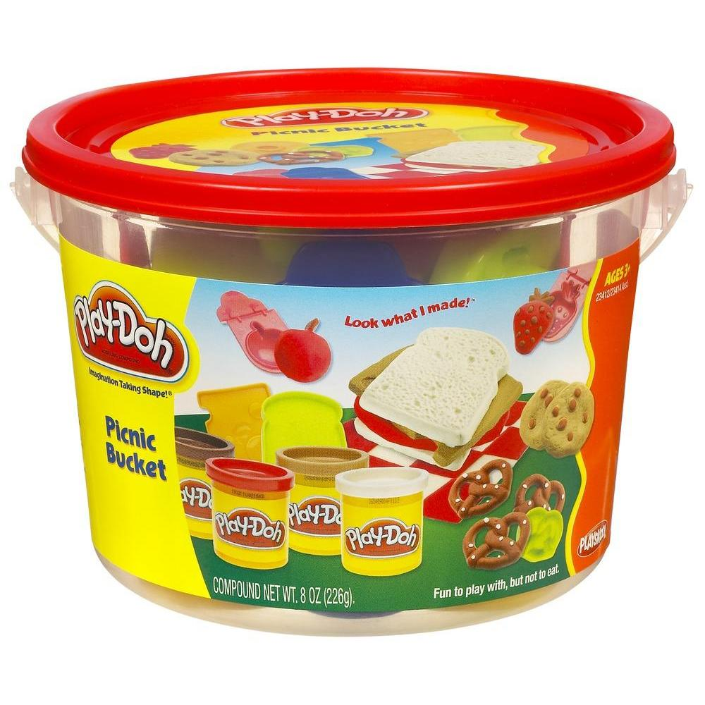 Mini Play-Doh Kovam - Piknik Sepeti