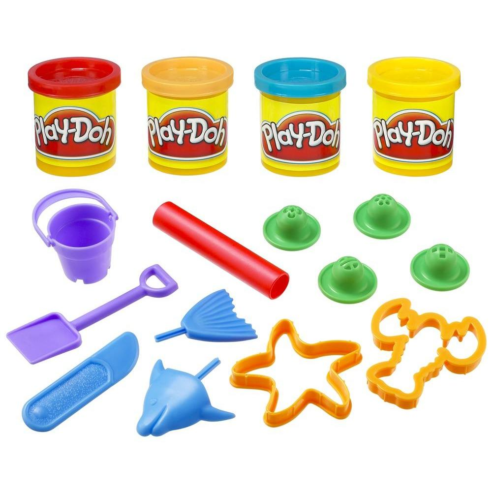 Mini Play-Doh Kovam - Yaz Eğlencesi