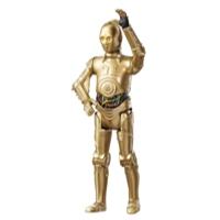 Star Wars C-3PO Force Link Figür