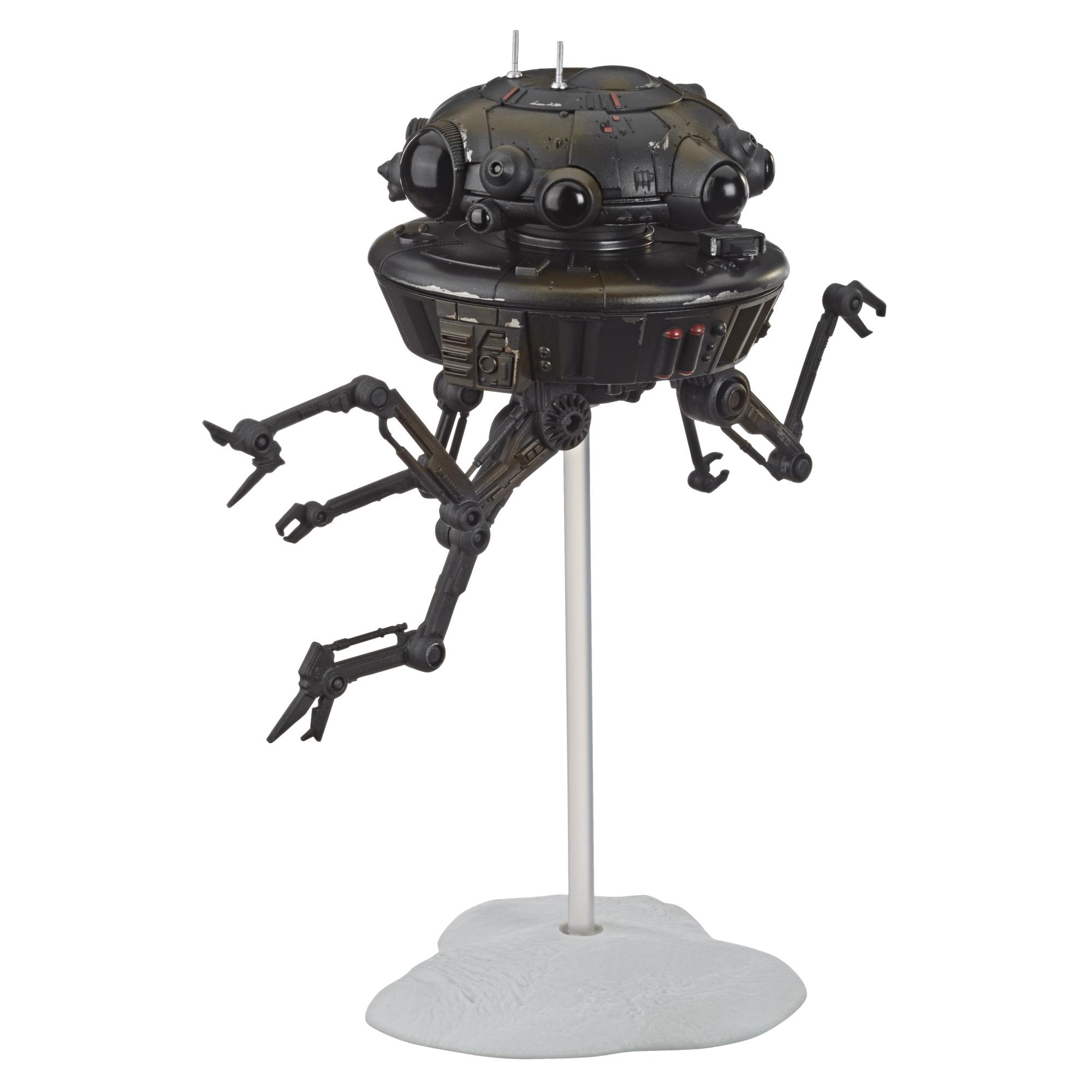 Star Wars The Black Series Imperial Probe Droid Deluxe Figür