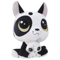 Littlest Pet Shop Köpek Miniş ve Yavru Miniş Peluş