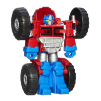 Playskool Heroes Transformers Rescue Bots Çizgi Film Figür - Optimus Prime
