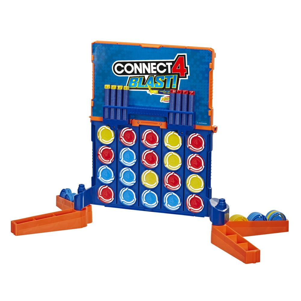 Connect 4 Blast!