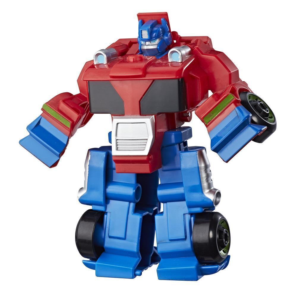 Transformers Rescue Bots Çizgi Film Figür - Optimus Prime