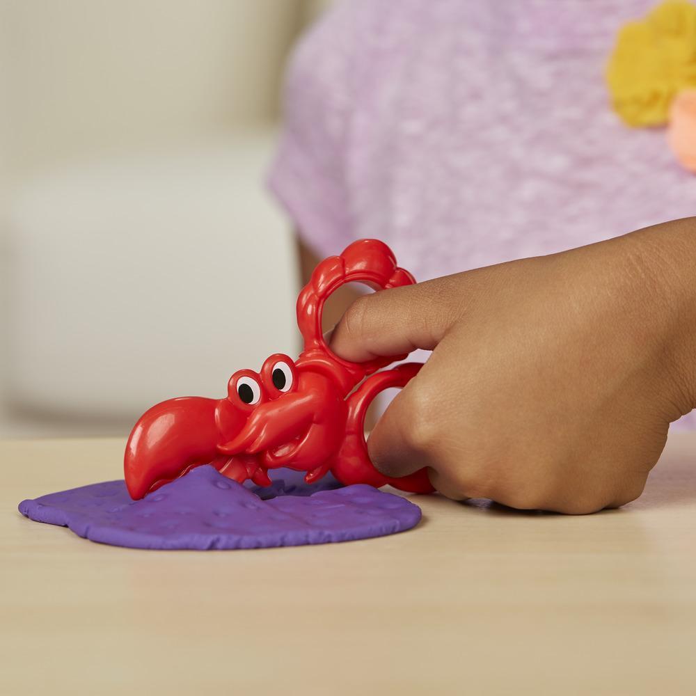 Play-Doh Oyuncu Ahtapot