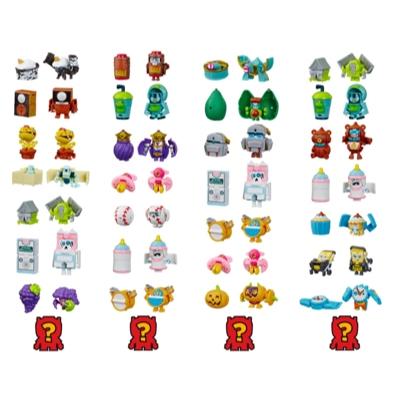 Transformers Botbots 8'li Paket - Bebeler Takımı Product