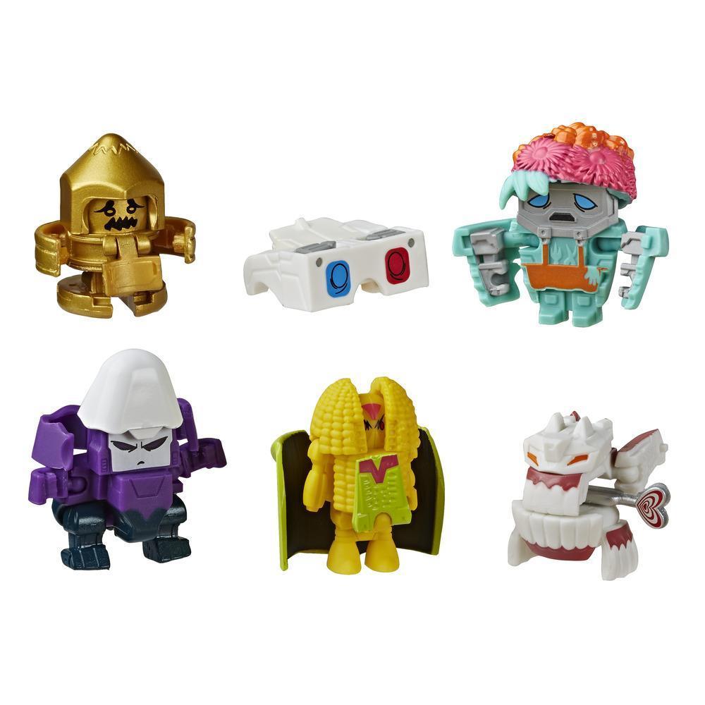 Transformers Botbots Sürpriz Paket Eğlence Seti - Oyuncak Kapma Makinesi