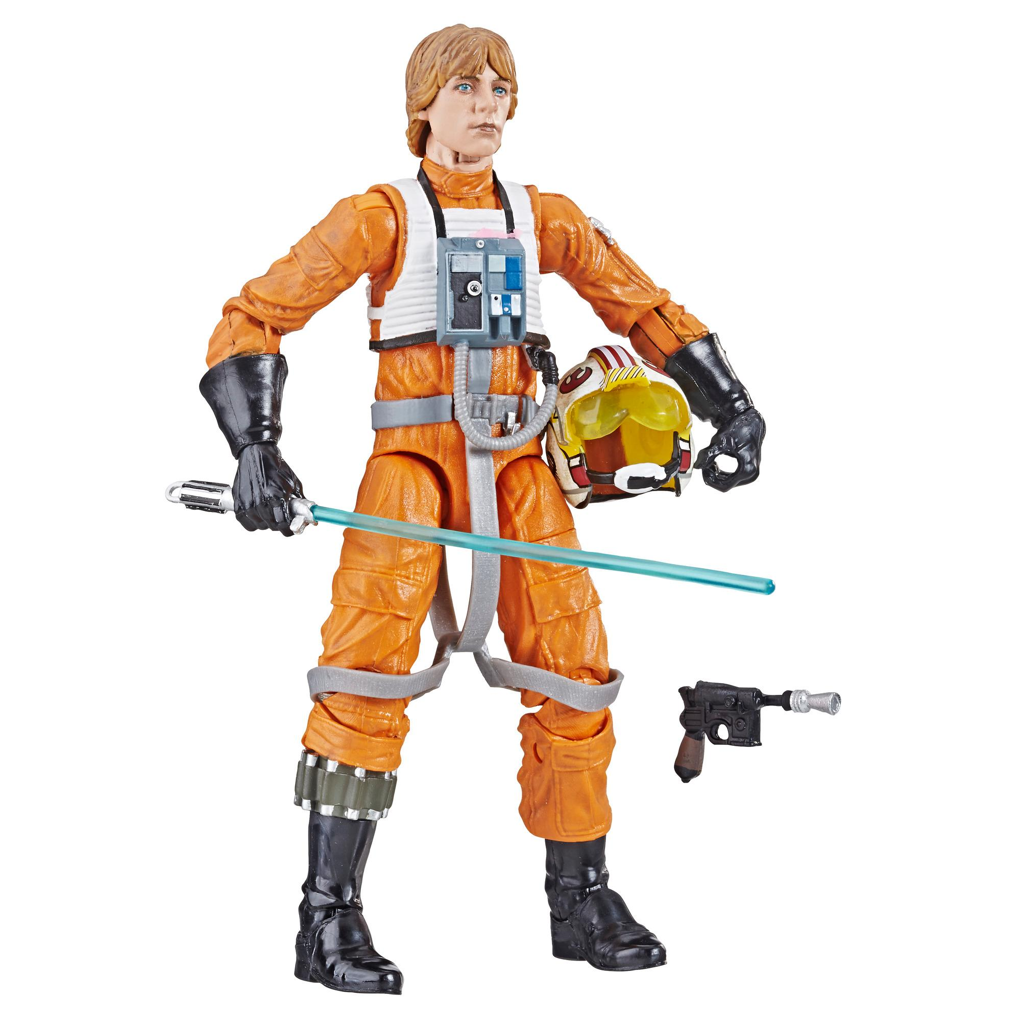 Star Wars Black Series Archive Luke Skywalker Figür
