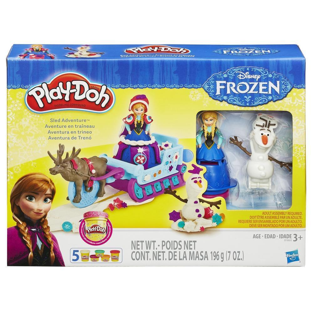 Play-Doh Frozen Oyun Seti