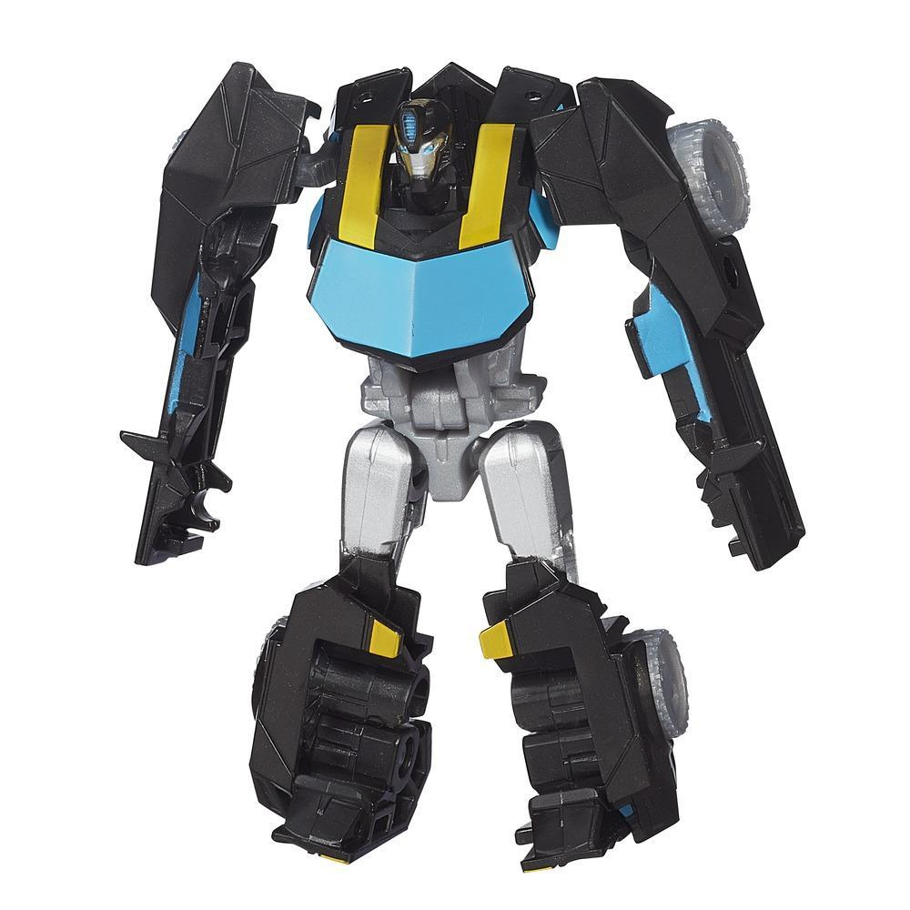 Transformers Robots in Disguise Mini Figür - Night Ops Bumblebee