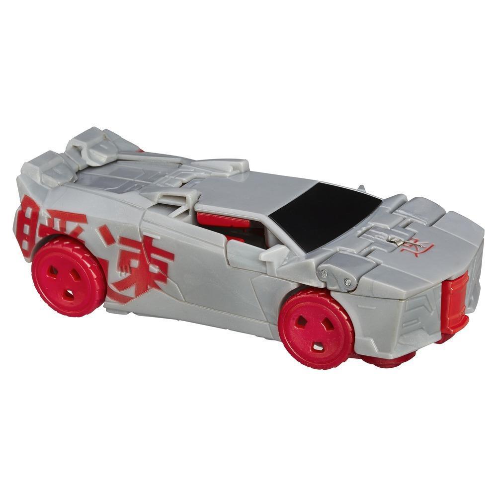 Transformers Robots in Disguise Tek Adımda Dönüşen Figür - Sideswipe