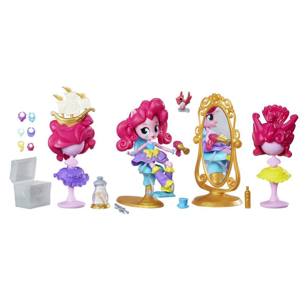 Equestria Girls Miniler Hikaye Seti - Pinkie Pie'ın Kafeteryası