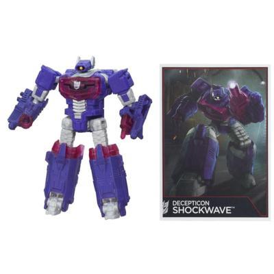 Transformers Generations Legends Figür - Shockwave